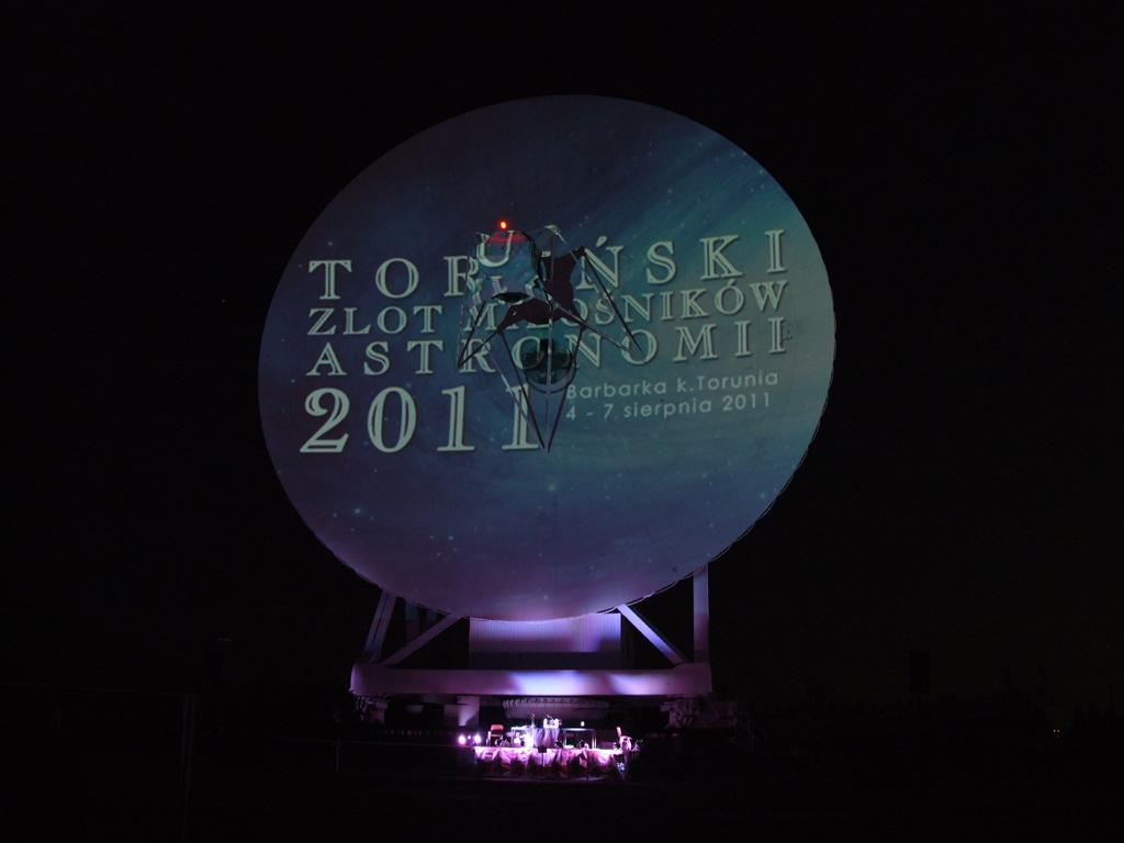 Toruń 2011, Zlot Miłośników Astronomii (I)