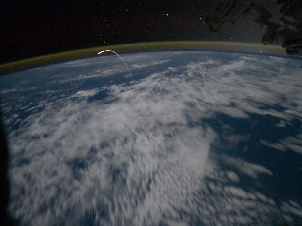 Ostatni powrót z orbity