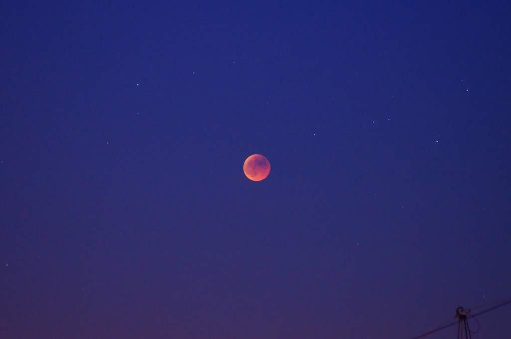 Andrzej Karoń - zaćmienie Księżyca 15 czerwca 2011 (I)