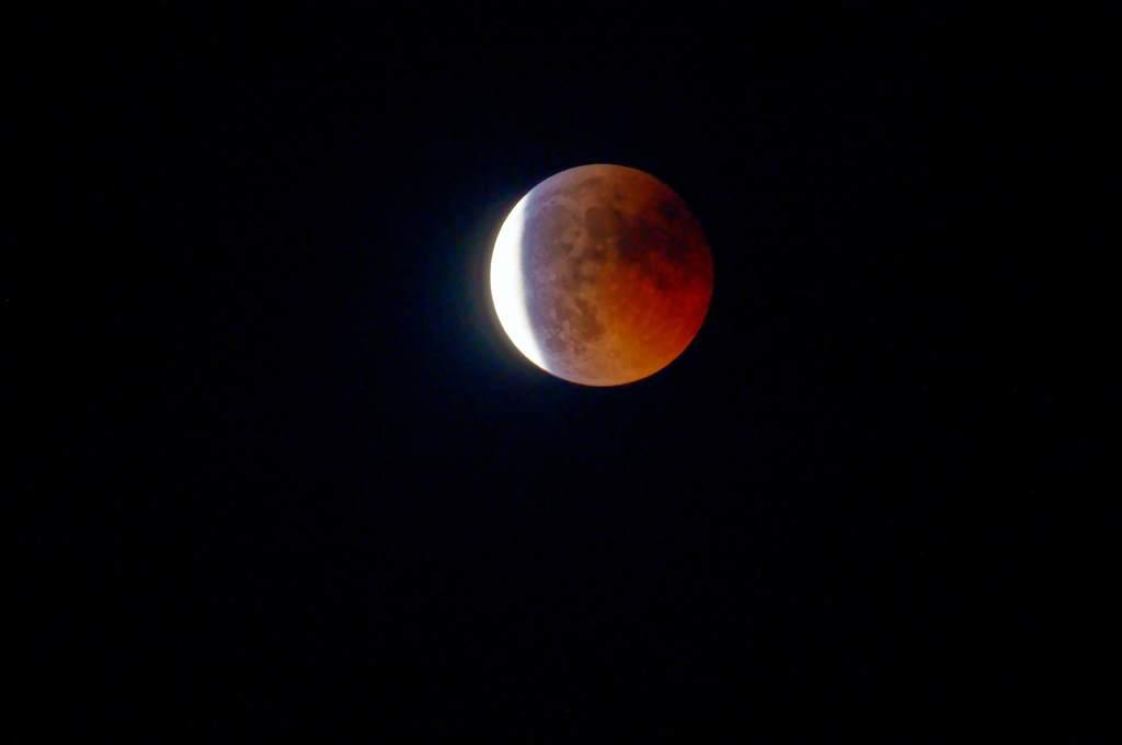 Andrzej Karoń - zaćmienie Księżyca 15 czerwca 2011 (III)
