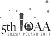 Oficjalne logo 5. IOAA
