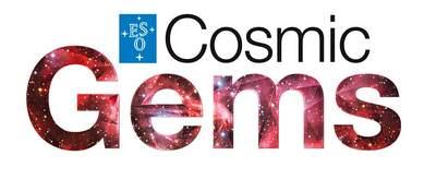 Cosmic Gems (logo)