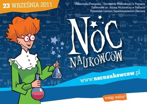Noc Naukowców Poznań 2011