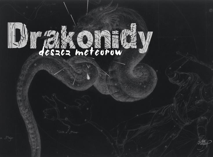 Drakonidy - logo