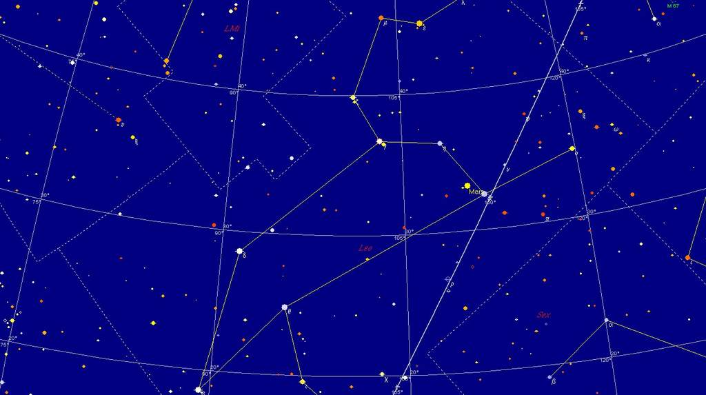 Mars iRegulus, 11 listopada 2011, 3:00