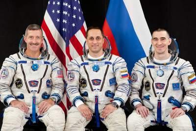 Załoga Sojuza TMA-22
