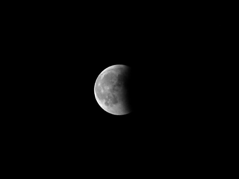 Zaćmienie Księżyca, 15 czerwca 2011