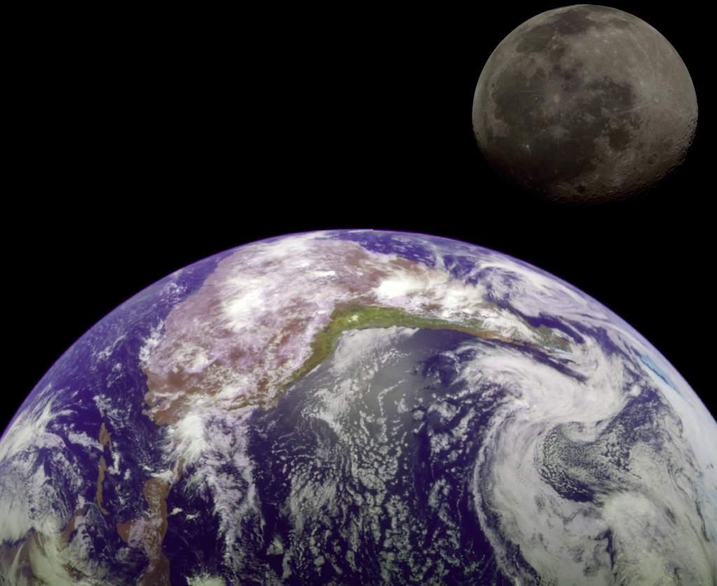 Ziemia Księżyc