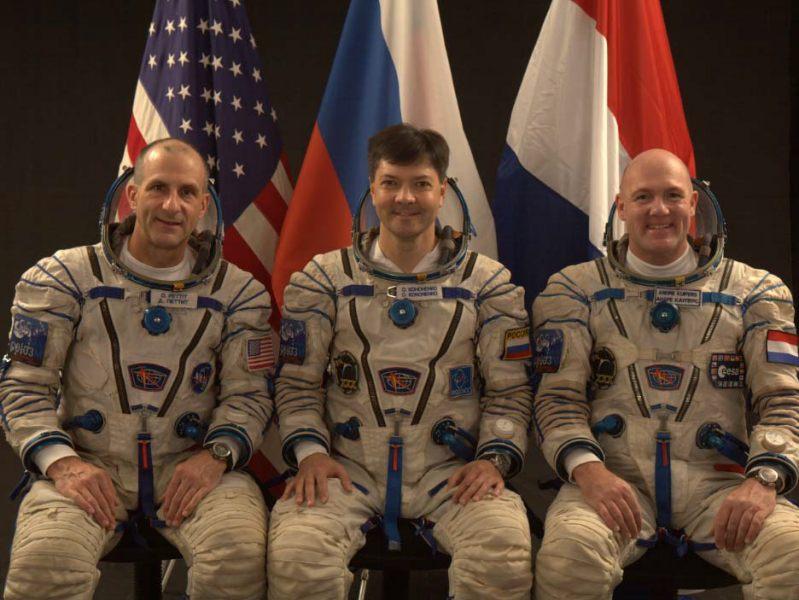 Załoga Sojuza TMA-03
