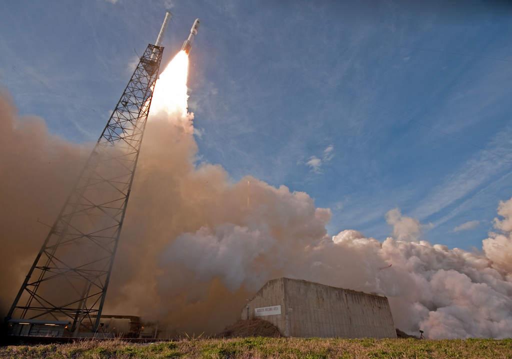 Start rakiety Atlas 5 - 24 lutego 2012