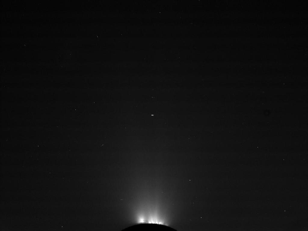 Pióropusze nad Enceladusem