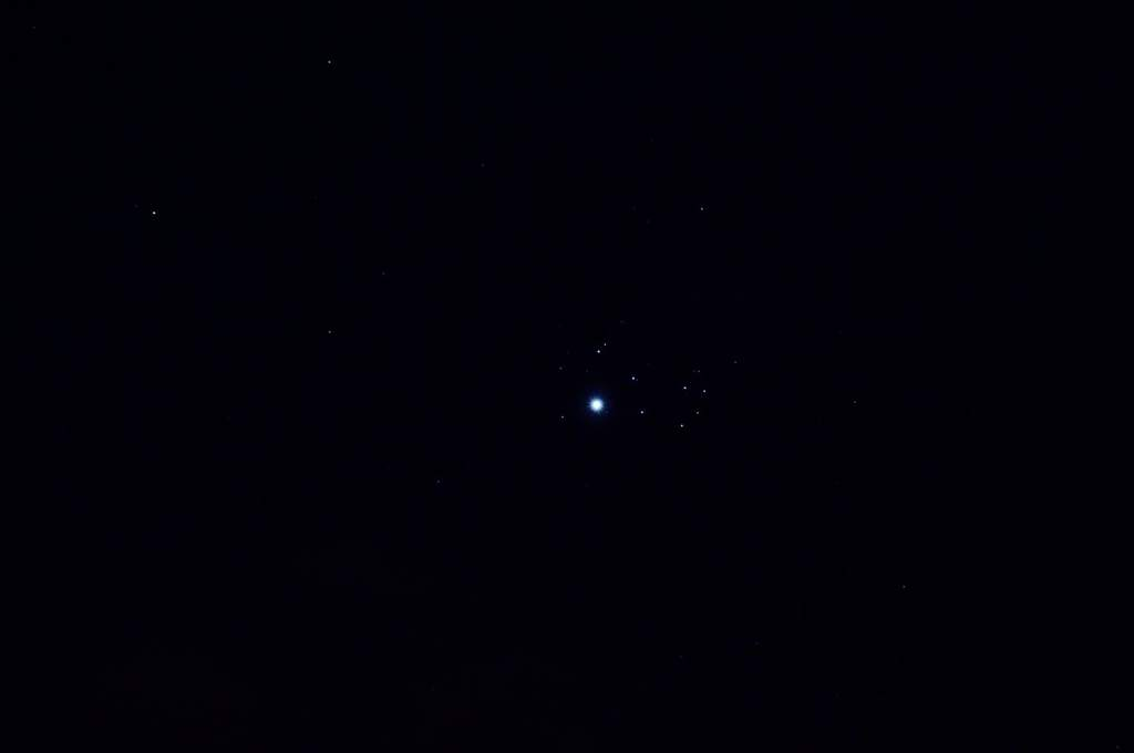 Wenus w Plejadach (I)
