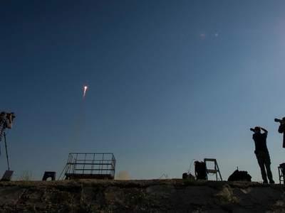 Start Sojuza TMA-04M (II)