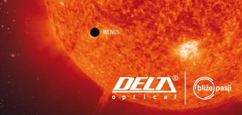 Delta Optical baner