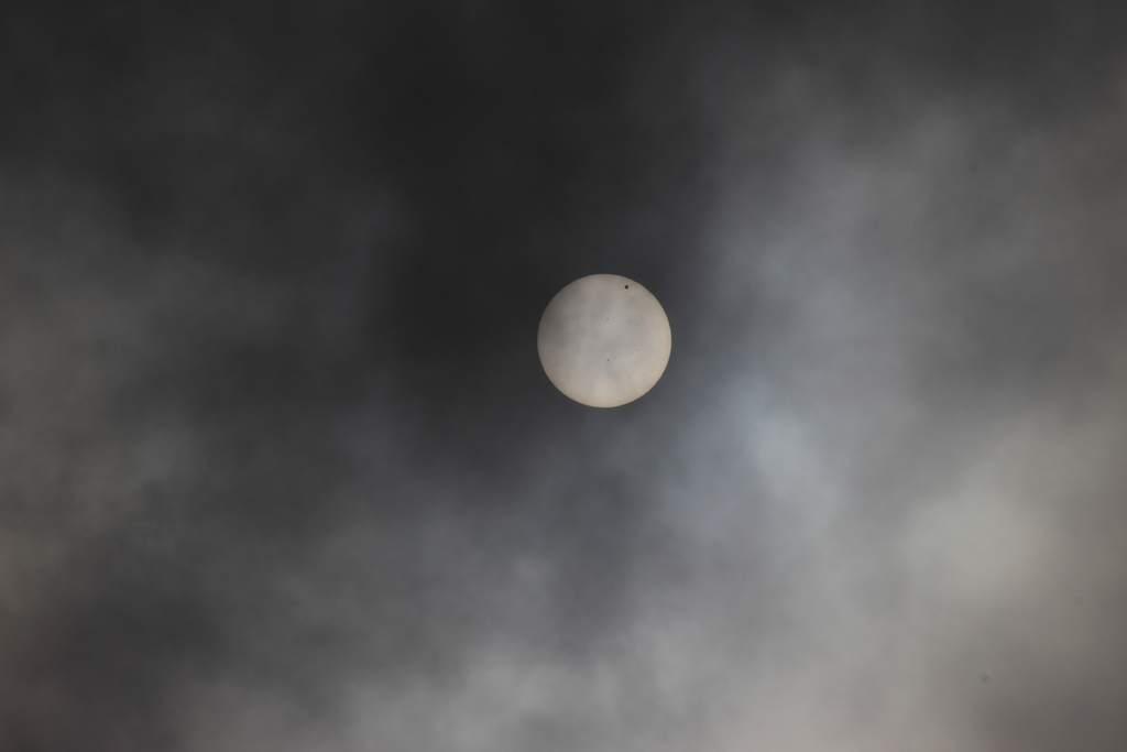 Przejście Wenus przed tarcza słoneczną (I)