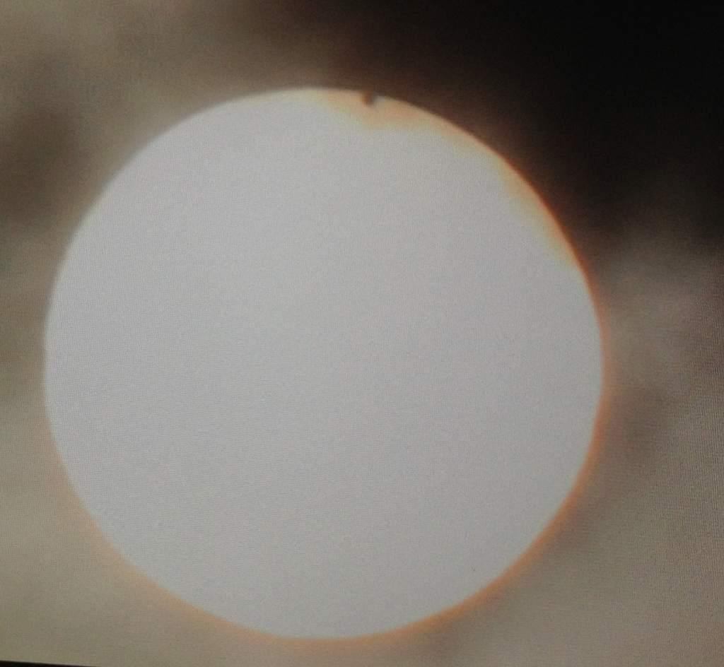 Przejście Wenus przed tarcza słoneczną (VI), Sycylia