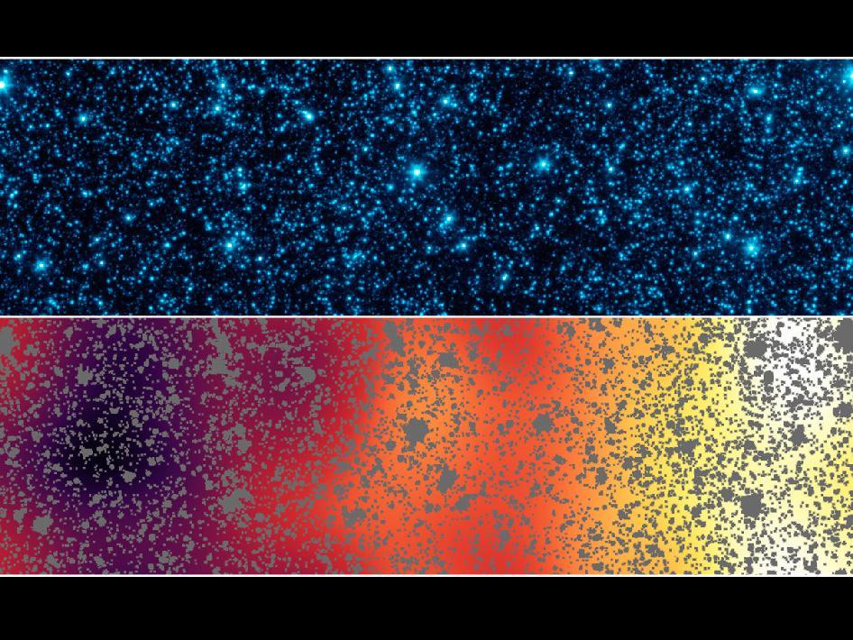 Teleskop Kosmiczny Spitzera - obserwacje w Wolarzu