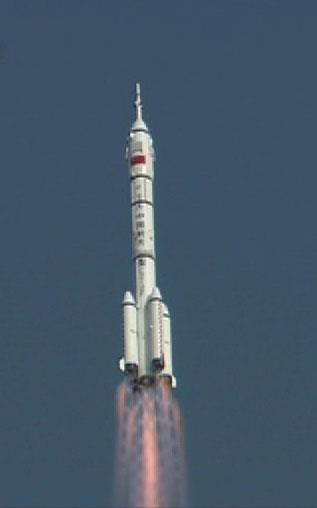 Start rakiety Długi Marsz