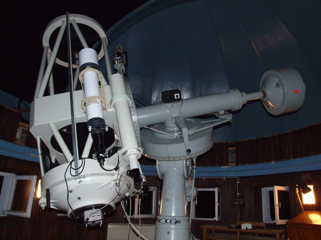 Teleskop w Piwnicach