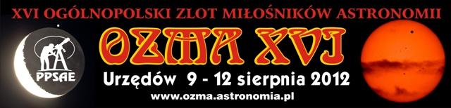 logo tegorocznej OZMY