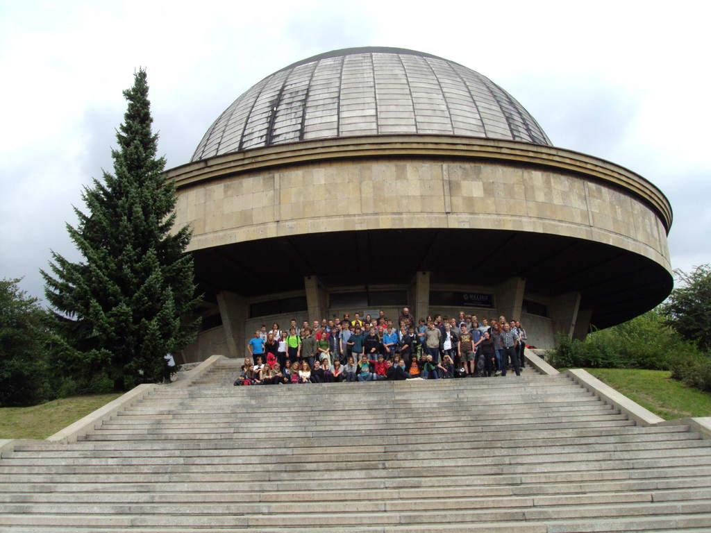Obóz dla nowego naboru (2012) - Planetarium