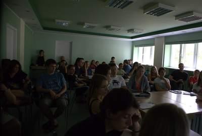 Obóz dla starszych (2012) - sesja referatow