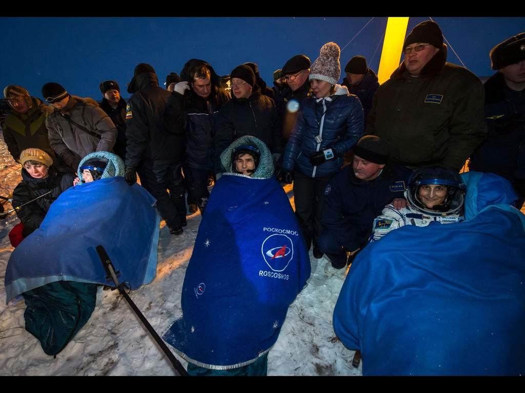 Załoga Sojuza TMA-05M