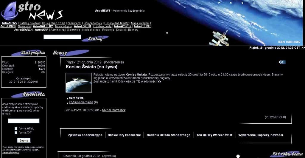 2012 kliknięć w news