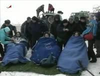 Załoga Sojuza TMA-06M