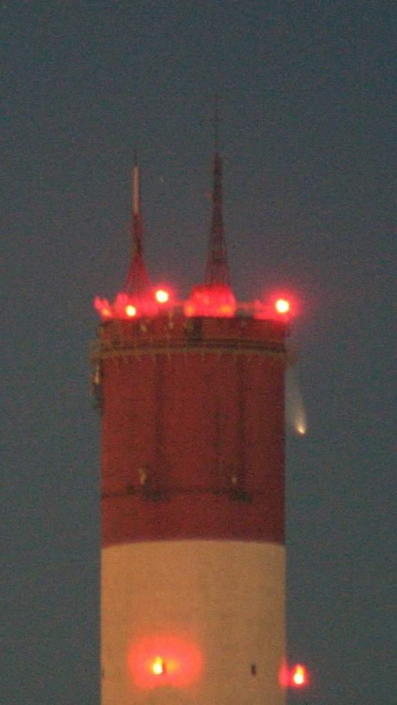Kometa Pan-STARRS nad Kielcami (I)