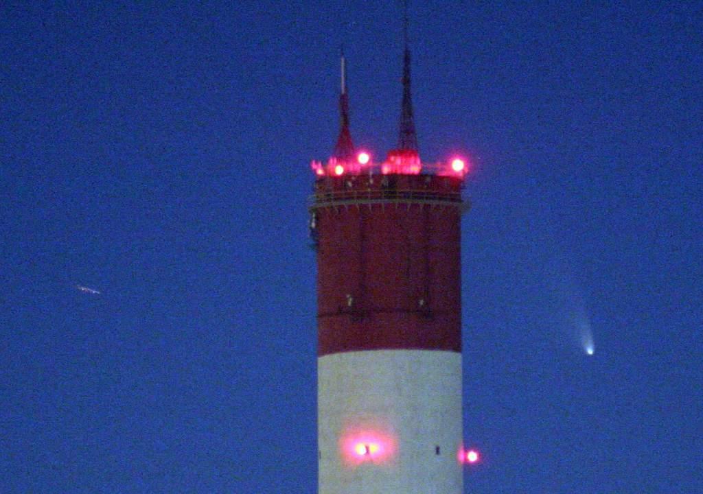 Kometa Pan-STARRS nad Kielcami (III)