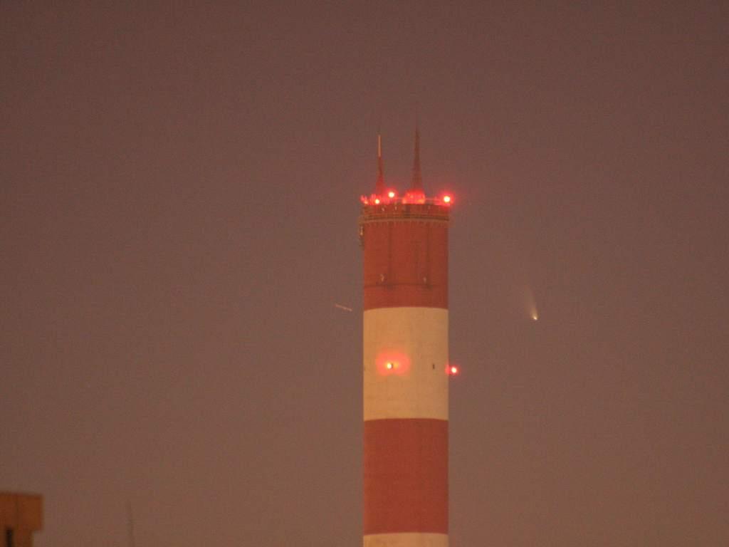 Kometa Pan-STARRS nad Kielcami (IV)