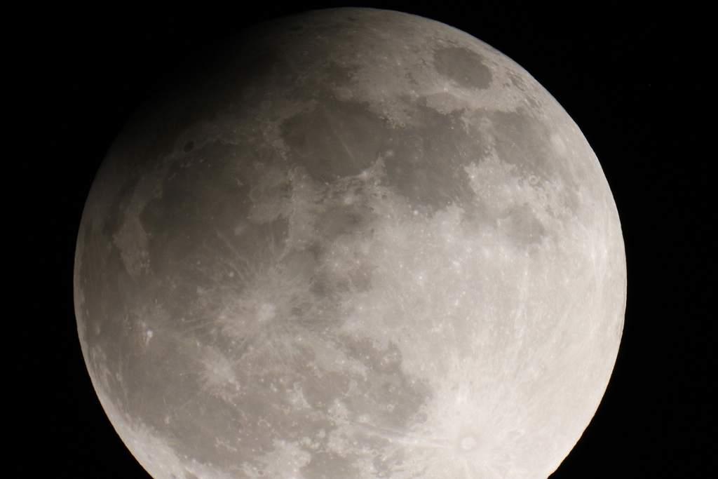 Zaćmienie Księżyca widziane zKielc (I)