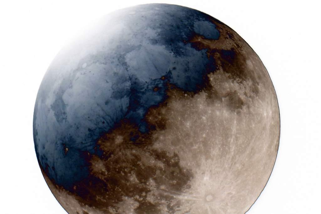 Zaćmienie Księżyca widziane zKielc (II)