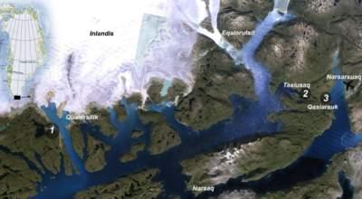 Miejsca obserwacji zorzy polarnej w wyprawie Shelios 2013