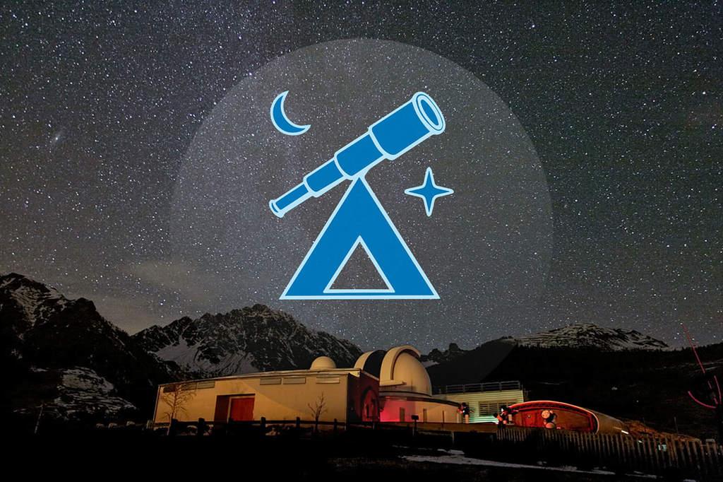 Miejsce obozu astronomicznego ESO Astronomy Camp 2013