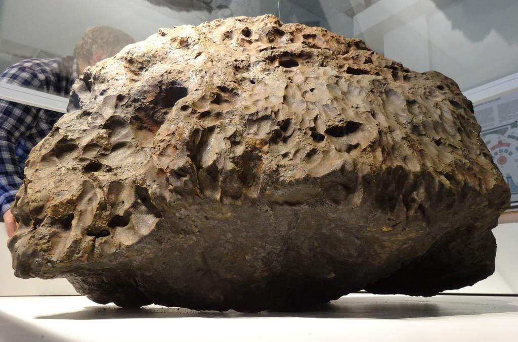 Meteoryt Czelabińsk - główna część
