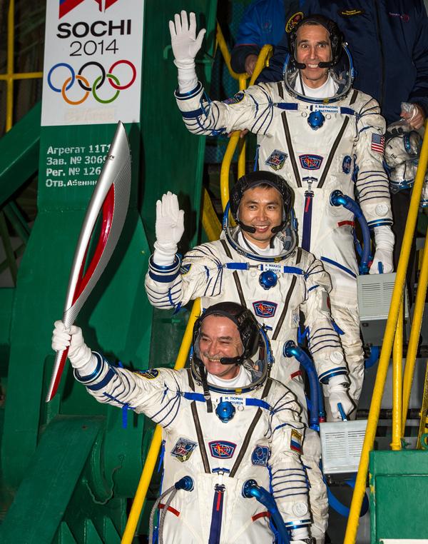 38. ekspedycja na ISS