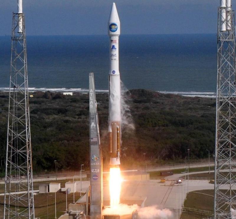 Wystrzelenie satelity MAVEN