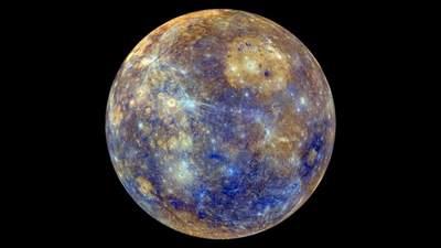 Merkury - sonda Messenger