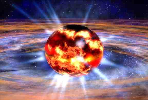 gwiazda neutronowa