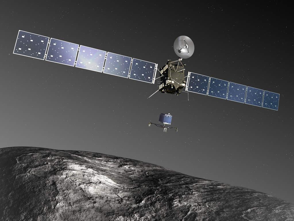 Rosetta - wizja artystyczna