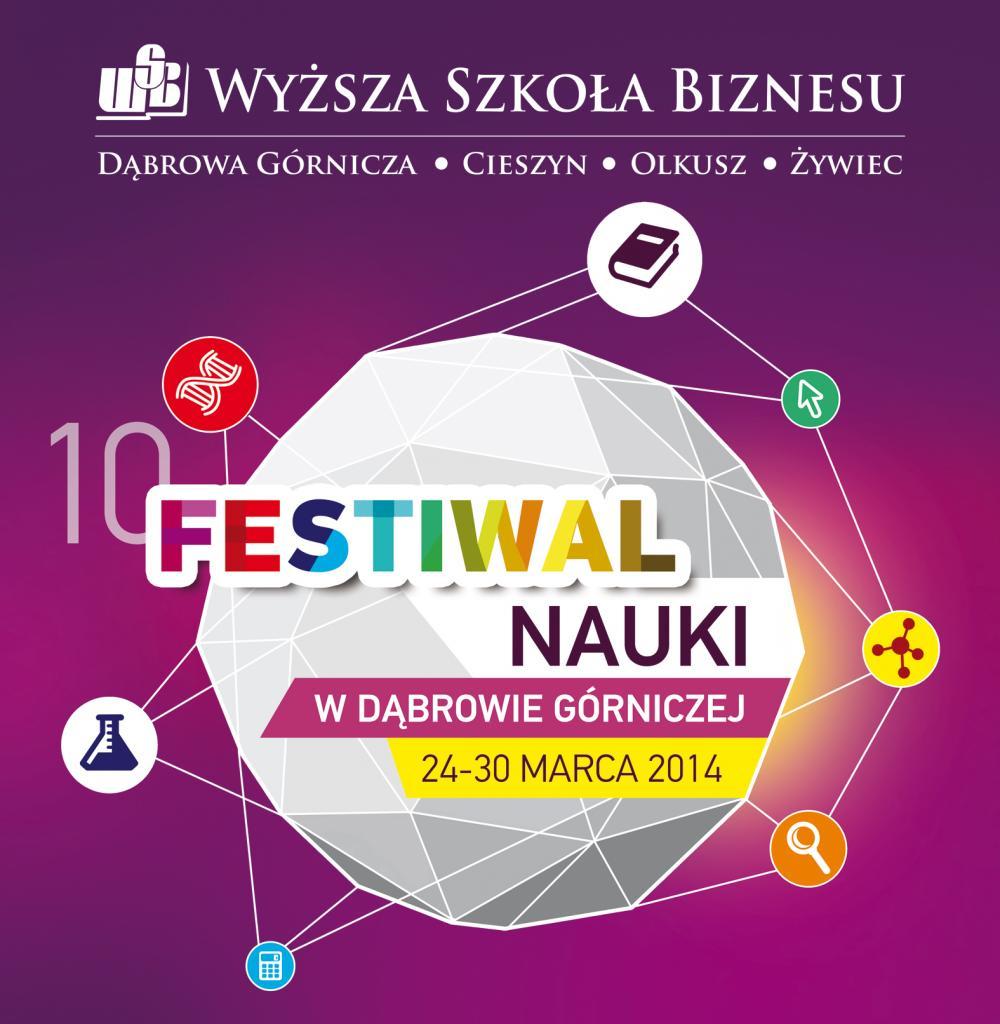 X Festiwal Nauki w Dąbrowie Górniczej