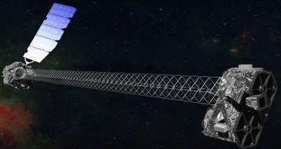 Satelita NuSTAR