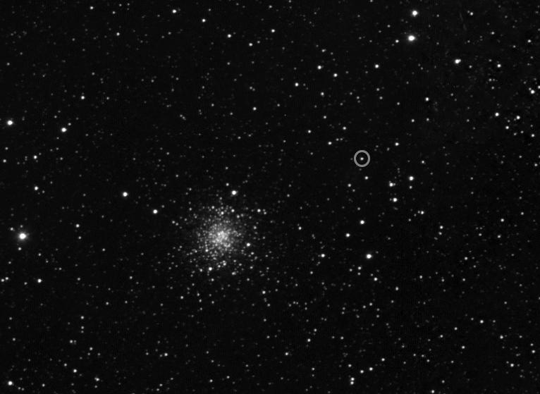 Zdjęcie wykonane 21 marca 2014 r. przez kamerę wąskokokątną instrumentu OSIRIS sondy Rosetta