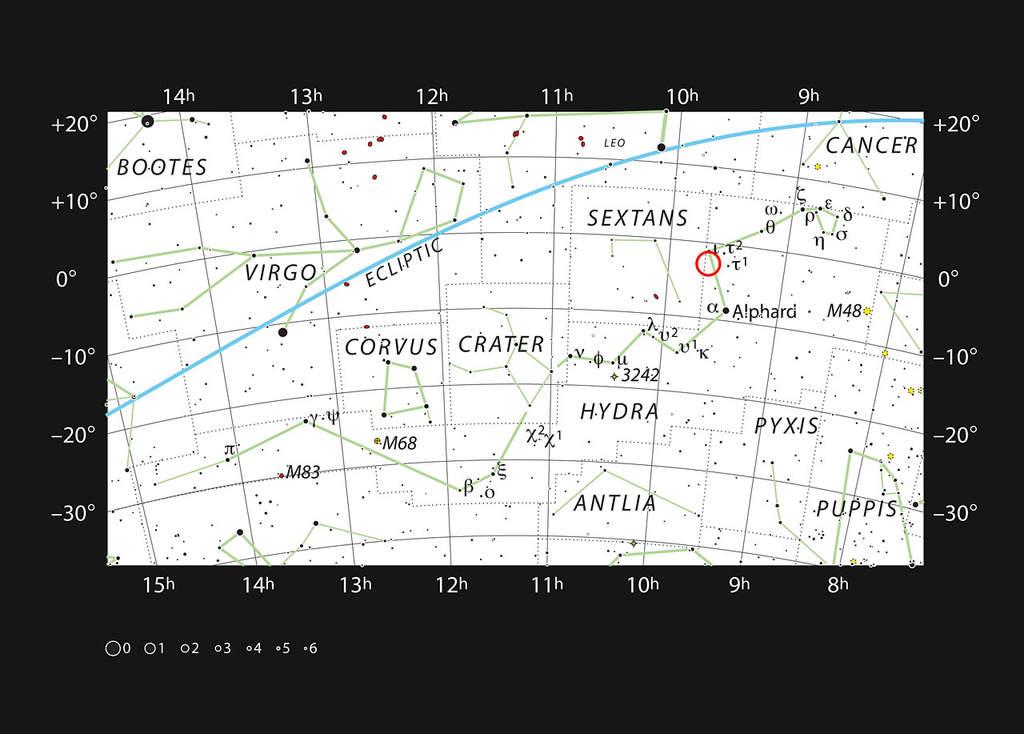 Gwiazdozbiór Hydry