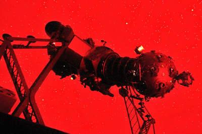 Projektor Planetarium Śląskiego w Chorzowie