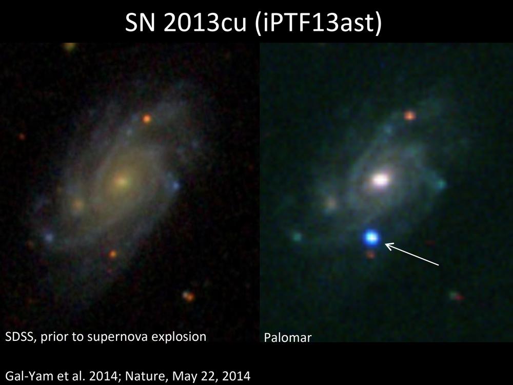 Supernowa SN 2013cu