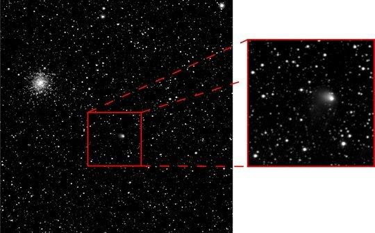 Kometa 67P/Czuriumow-Gierasimienko 20 kwietnia 2014