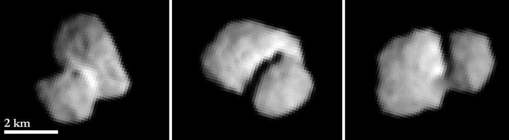 67P/C-G 20 lipca 2014 (OSIRIS)